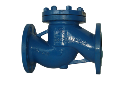Valvotubi ind. globe check valves in cast steel