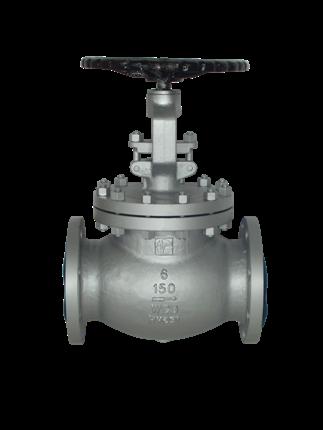 Valvotubi Ind. A216WCB globe valve ANSI #150 art.1601