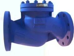 Valvotubi fig 640 globe check valve PN 40