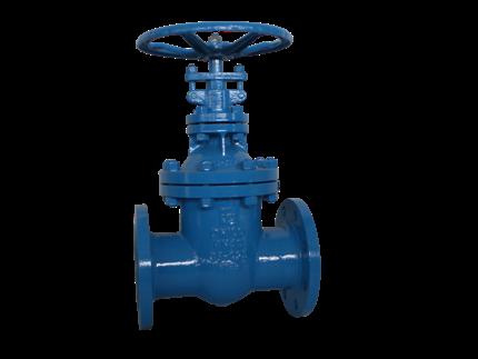 Valvotubi Ind. cast steel gate valve PN 40