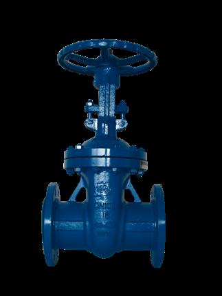 Valvotubi Ind. cast steel gate valves oval body PN 25 art.63