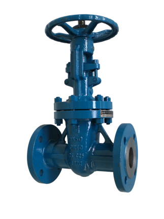 Valvotubi cast steel gate valve art. 2658