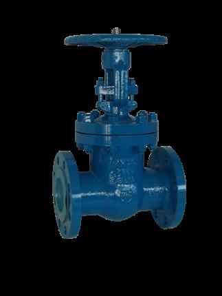 Valvotubi cast steel gate valve PN 63 art 2958
