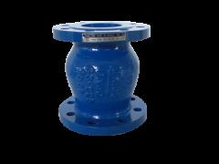 Valvotubi venturi noozle check valve PN 25-40 art.117-118