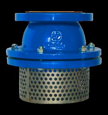 Valvotubi foot valve art.106